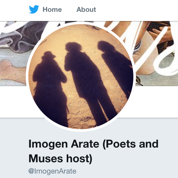 Poets and Muses Twitter Account