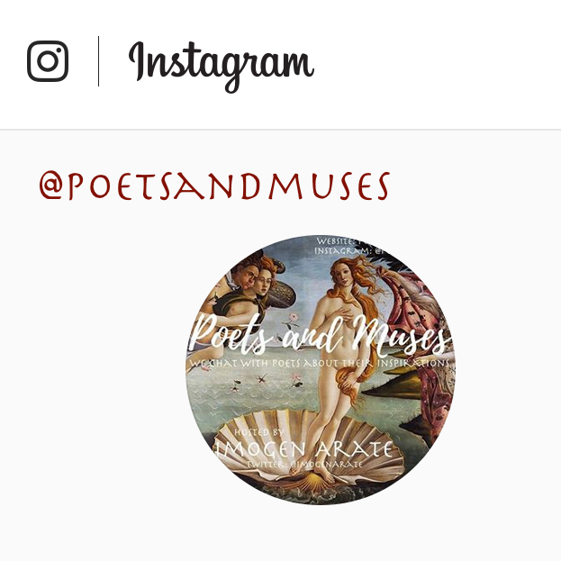 Poets and Muses Instagram