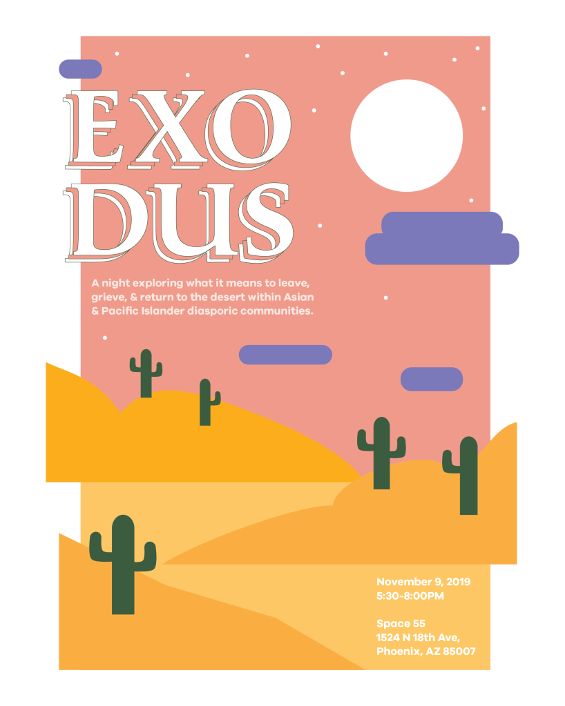 Poets and Muses Event Page: 11092019 Desert Diwata Exodus Event