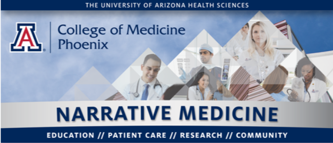 Poets and Muses Collaboration Partner: University of Arizona College of Medicine logo